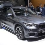 BMW X1 2016 Франкфурт