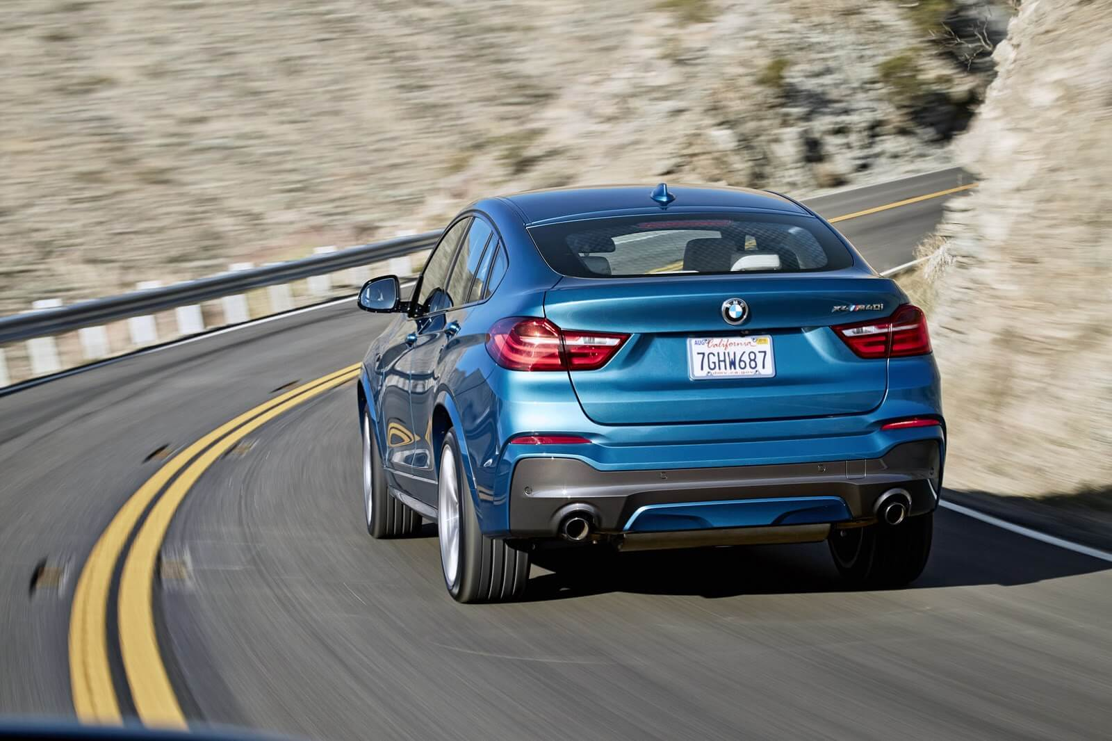 BMW X4 M40i цена