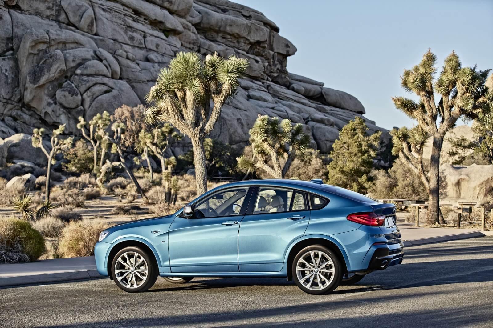 BMW X4 M40i купить