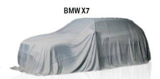 Тизер BMW X7 2019