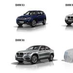 Тизер BMW X7 2019 G07