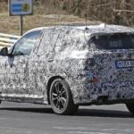 Тестирование BMW X3 2017