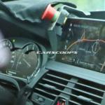 BMW X3 G01 центральная консоль