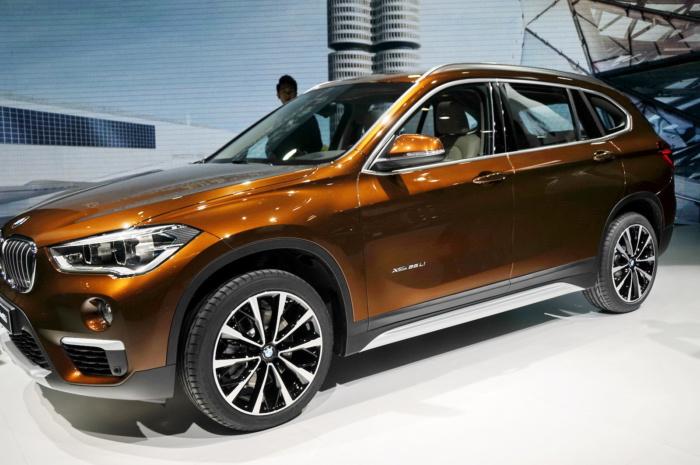 BMW X1 LWB 2016