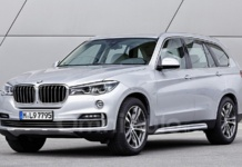 BMW X7 2019 фото