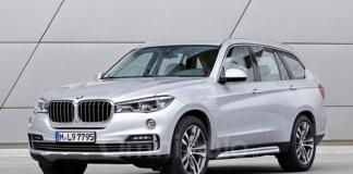 BMW X7 2019 фото