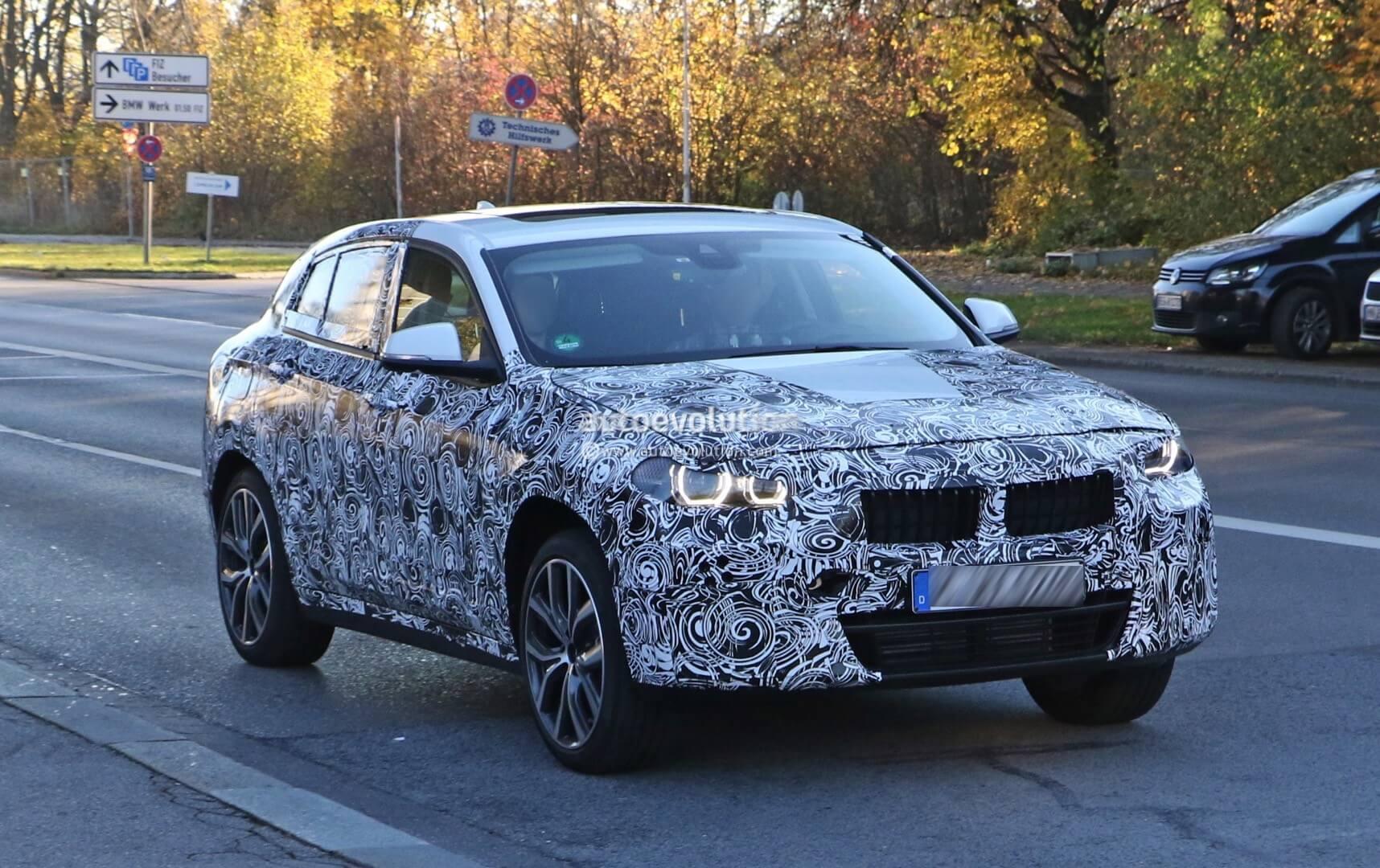фото BMW X2 2017