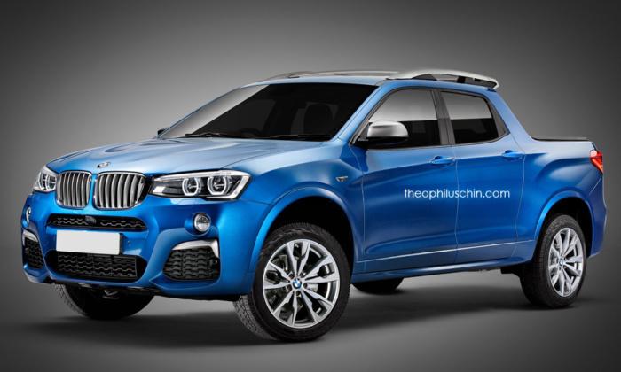 Пикап BMW X4