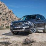 Фотографии BMW X3 2018