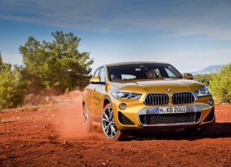 BMW X2 2018 F39