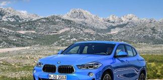 2018 BMW X2 (F39)