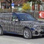 Фото теста BMW X7