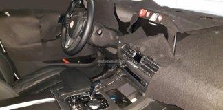 Фото салона тестового BMW X7