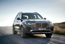bmw x7 2019